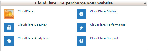 hosting cloudflare